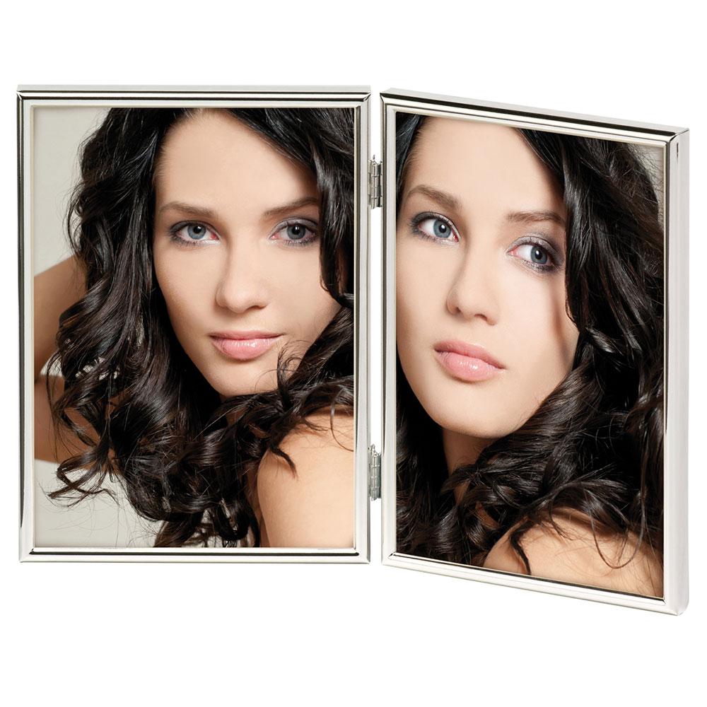 Doppelrahmen 3,5 x 4,5 cm