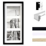 """Thumbnail von Galerierahmen """"Aura"""" mit Distanzleiste"""