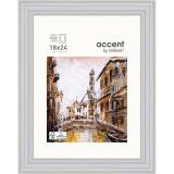 Thumbnail von Holz-Bilderrahmen Antigo Grau 18x24 cm