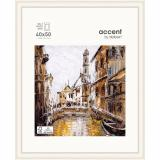 Thumbnail von Holz-Bilderrahmen Antigo Weiß 40x50 cm