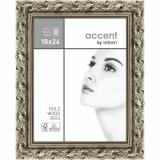 Thumbnail von Holz-Bilderrahmen Arabesque Silber 18x24 cm