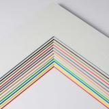 Thumbnail von 1,7 mm ColorCore Passepartout als Maßanfertigung