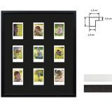 Thumbnail von Bilderrahmen für 9 Sofortbilder - Typ Instax Mini