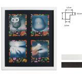 Thumbnail von Bilderrahmen für 4 Sofortbilder - Typ Polaroid 600