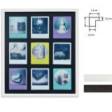 Thumbnail von Bilderrahmen für 9 Sofortbilder - Typ Polaroid 600