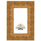Thumbnail von Barock Holzbilderrahmen Trapani Maßanfertigung gold