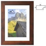 Thumbnail von Holz-Bilderrahmen Scharnitz
