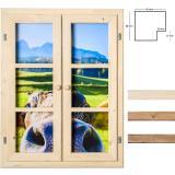 Thumbnail von Dekofenster 60x80 Kuh-Motiv