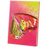 """Thumbnail von Notizbuch """"Flower pink Butterfly"""""""