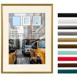 Thumbnail von Kunststoff-Bilderrahmen Puro mit Passepartout