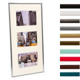 Thumbnail von 3er Kunststoff-Galerierahmen Puro
