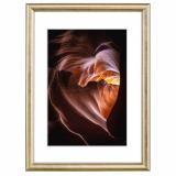 Thumbnail von Holz-Bilderrahmen Phoenix Champagner