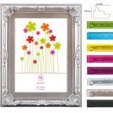 Thumbnail von Kunststoff-Bilderrahmen Barock Colour