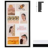 Thumbnail von Galerierahmen Piano für 8 Bilder