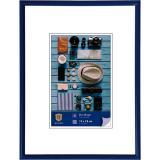 Variante blau von Kunststoff-Bilderrahmen Napoli
