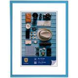 Variante hellblau von Kunststoff-Bilderrahmen Napoli