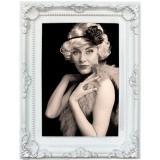 Variante Weiß von Kunststoff-Bilderrahmen Antique Barock