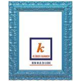 Variante schockblau mittel von Barockrahmen Salamanca Color nach Maß