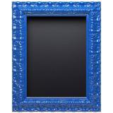 Variante echtblau von Objektrahmen Salamanca Color nach Maß