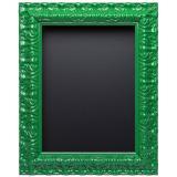 Variante smaragdgrün von Objektrahmen Salamanca Color nach Maß