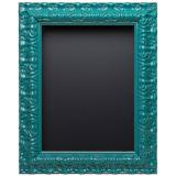 Variante türkisblau dunkel von Objektrahmen Salamanca Color nach Maß