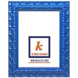 Variante echtblau von Barockrahmen Salamanca Color