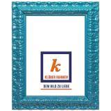 Variante türkisblau von Barockrahmen Salamanca Color