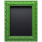 Variante grasgrün von Objektrahmen Salamanca Color
