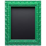 Variante smaragdgrün hell von Objektrahmen Salamanca Color