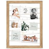 Variante Birke von Fotogalerie mit Leine für 20 Bilder