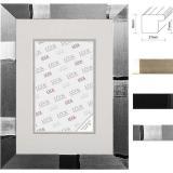 Thumbnail von Kunststoff-Bilderrahmen Schramberg mit Doppel-Passepartout