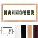 """Thumbnail von Regiorahmen """"Hannover"""" mit Passepartout"""