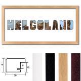 "Thumbnail von Regiorahmen ""Helgoland"" mit Passepartout"