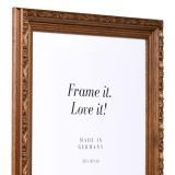 Thumbnail von Barock-Bilderrahmen Velay braun
