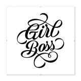 Thumbnail von Bilderrahmen mit Spruch - Girl Boss