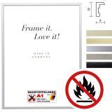 Thumbnail von Klassifizierter Standard A1 Brandschutzrahmen Econ eckig