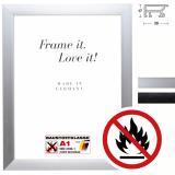 """Thumbnail von Klassifizierter Standard A1 Brandschutzrahmen """"Econ breit"""""""