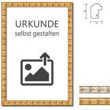 """Thumbnail von Holzrahmen """"Jura"""" mit Urkunden selber gestalten"""