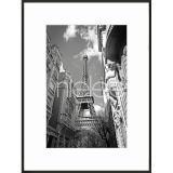 """Thumbnail von Gerahmte Kunst """"Eiffel Tower"""" mit Alurahmen C2"""