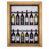 Thumbnail von Bilderrahmen für Weinflaschen Toskana 60x80 cm