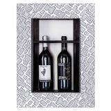 Thumbnail von Bilderrahmen für Weinflaschen Piemont 20x40 cm
