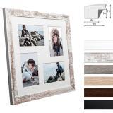 Thumbnail von Galerie-Bilderrahmen NARVIK für 4 Bilder