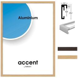 Aluminium Bilderrahmen Duo