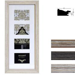 Holz-Galerierahmen Vintage