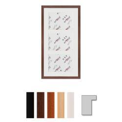 "Bilderrahmen 3er Galerierahmen ""Lund"", 25x50 cm - 13x18 cm"