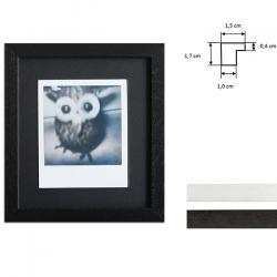Bilderrahmen für 1 Sofortbild - Typ Polaroid 600
