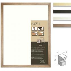 Bilderrahmen Holz-Bilderrahmen Serie 210