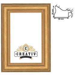 Bilderrahmen Barock-Bilderrahmen Crotone Maßanfertigung