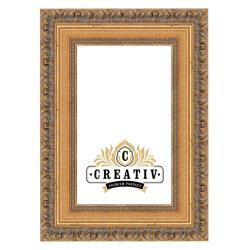 Bilderrahmen Barock-Bilderrahmen Cremona gold