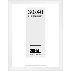Bilderrahmen Distanz-Alurahmen Spika XL Sonderzuschnitt Weiß 9016